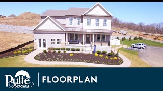 New Home Designs | Two Story Home | Melrose | Home Builder | Pulte Homes