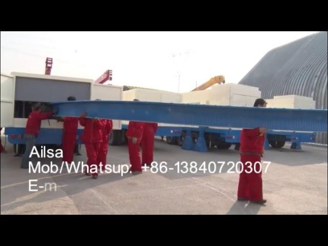 MIC 120/ 120 UBM / 600-305 K span machine/Arch span machine