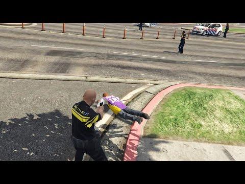 De Politie Heeft Het Druk [GTA 5] - KillaJ (LSPDFR 0.3.1)