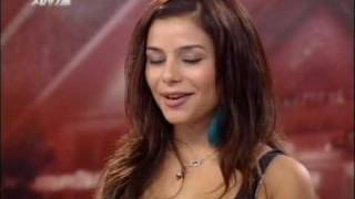 Repeat youtube video Eleftheria's Eleftheriou 1st Audition @ X-Factor