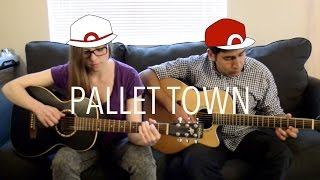 Pokemon Red/Blue - Pallet Town (Acoustic Cover)