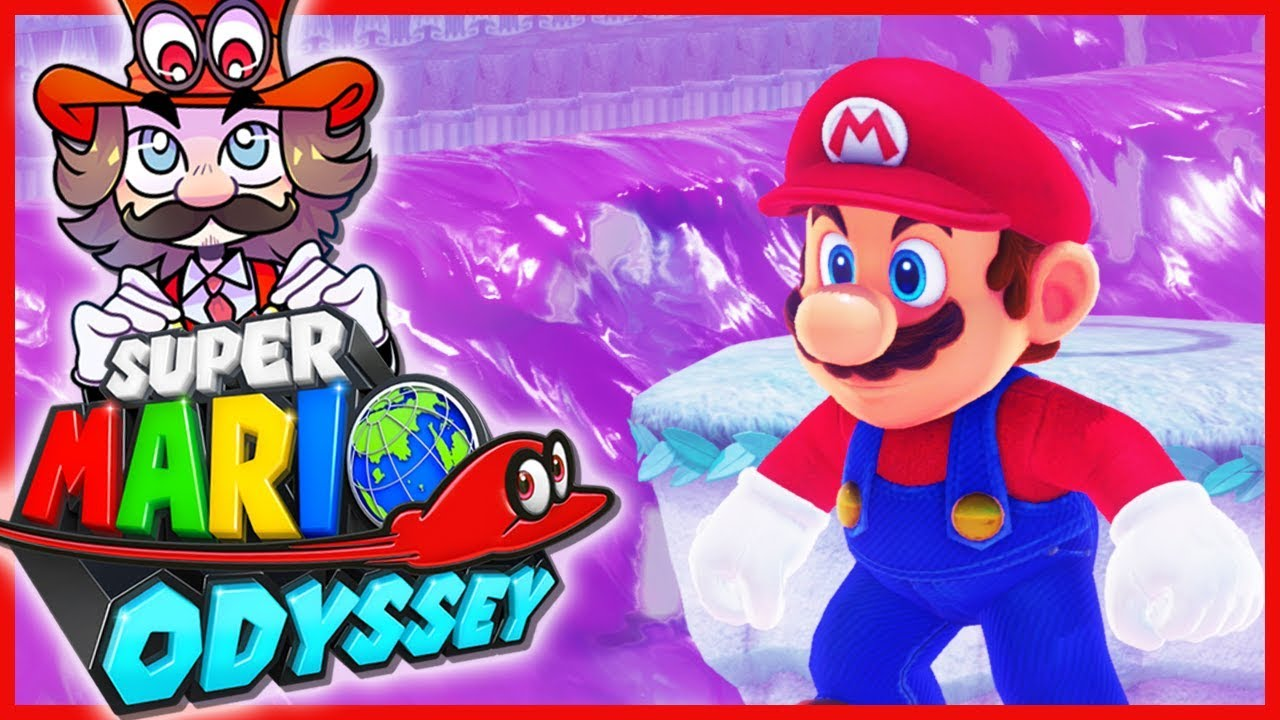 Die Säurewellen 9999 Münzen Outfit 20 Super Mario Odyssey