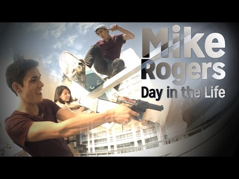 Mike Rogers Day in the Life