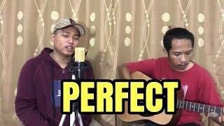 Download lagu PERFECT - ED SHEERAN cover by GuyonWaton