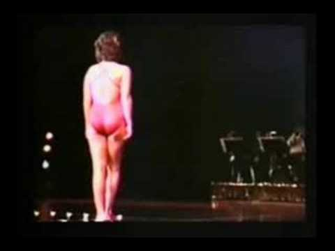Sarah Palin's 1984 Beauty Pageant Swimsuit Competition (Video)