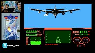 Top Gun (NES) with James and Mike