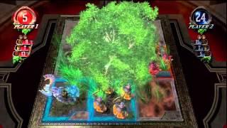 Eye of Judgment Animation - Set 1 Gods