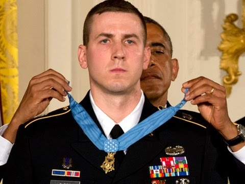 Obama Bestows Medal of Honor on NH Veteran