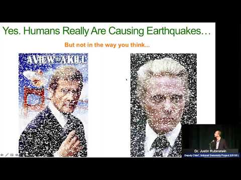 Yes, Humans Really Are Causing Earthquakes!