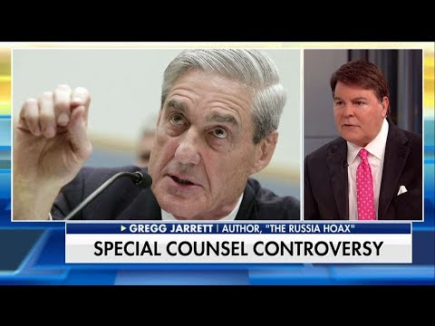 'Russia Hoax' Author Jarrett: Mueller Pursuing Obstruction Case, Has 'Given Up' on Collusion