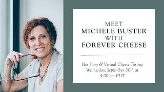 Episode 50 - Michele Buster   Forever Cheese