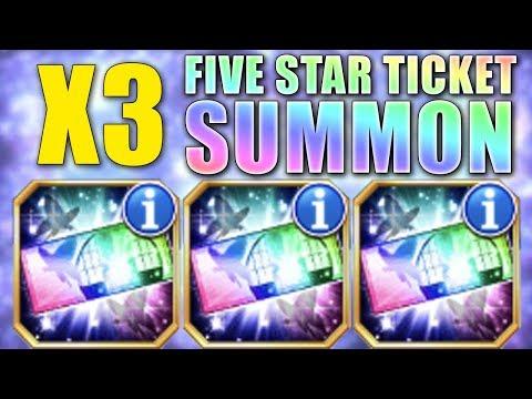 Choose a 5 Star OG Edition X2  Birthday Ticket! Bleach Brave Souls
