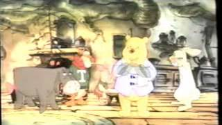 Opening To The Many Adventures Of Winnie The Pooh 2002 VHS
