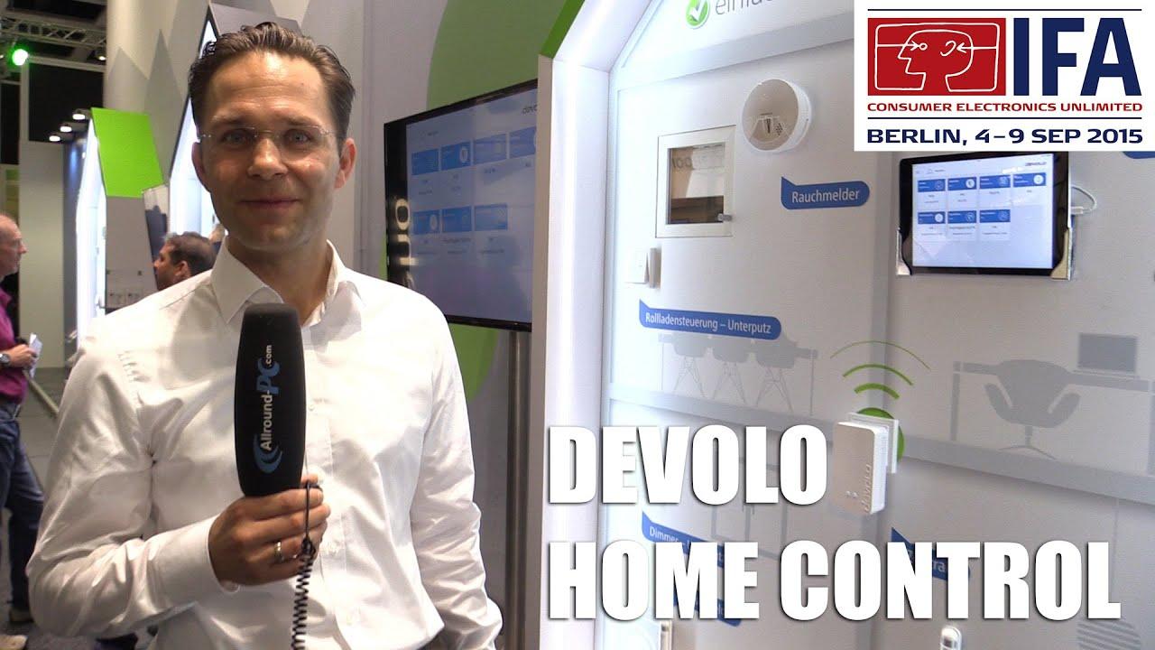 IFA 2015: Devolo Home Control Mit Neuen Unterputz-Modulen