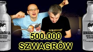 500.000 subskrypcji - Czyli po 500ml na łeb - Q&A