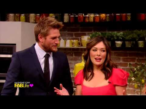 Celebrity Chef Curtis Stone's Wedding Menu Tips