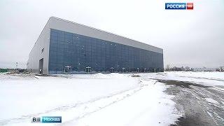 Новый международный аэропорт открывается в марте