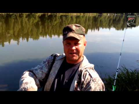"""Рыбалка в """"Чёрном Потоке""""  40 Rus"""