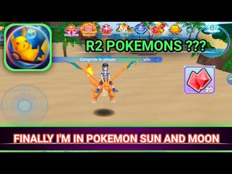 File moon pokemon apk and sun Pokémon Sun