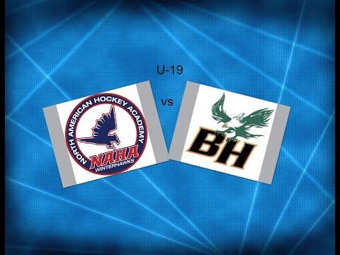 JWHL  NAHA vs Balmoral  U-19  2018  ( Rink 8)