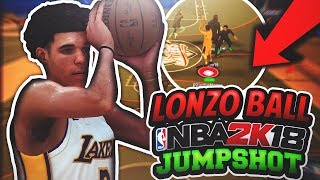 USING LONZO BALL