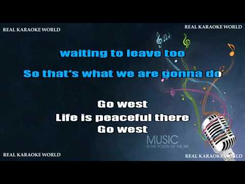 Pet Shop Boys Karaoke - Go west