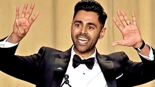 Download Trump Destroyed by Comedian Hasan Minhaj at 2017 White House Correspondents Dinner Mp3 and Videos