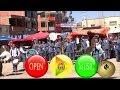 banda REAL SOCIEDAD de La Paz en Colquencha 2017