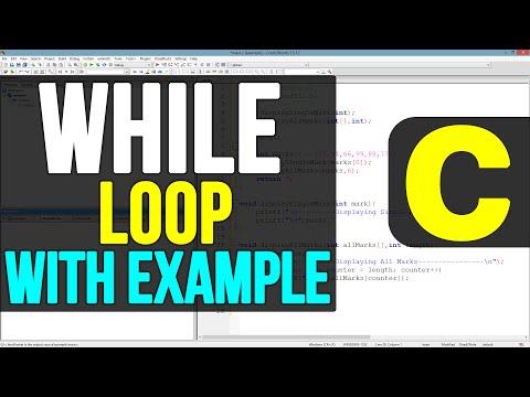 13 | While Loop in C Programming Language | Video Tutorials for beginners