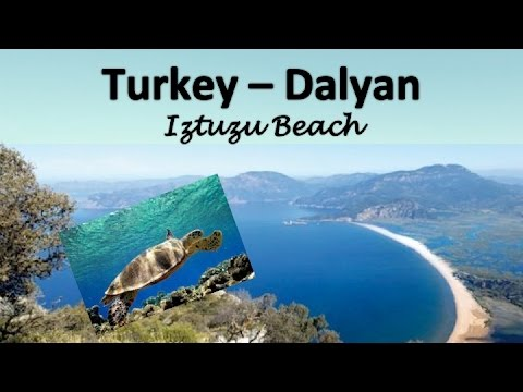 Dalyan Turtle Beach | Turkey | What to see & What to do?