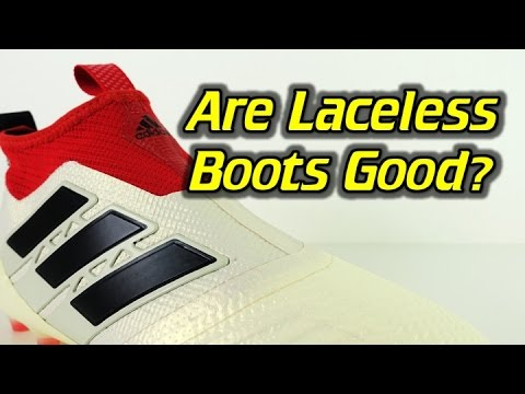 buy popular 4d49b ae9f2 Adidas ACE 17+ Purecontrol (Champagne Pack) - One Take Review + On Feet