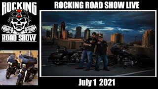 Rocking Road Show Live: Motorcycle Locks and Non-Binary Riding Gear
