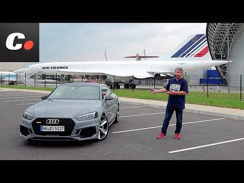 Audi RS5 Coupé 2018 (y Audi S5) | Primera prueba / Test / Review en español | Contacto | Coches.net