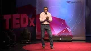 Απ' τον πάγκο στην αγορά- μια ιστορία 15 χρόνων στην Ελλάδα: Δημήτρης Κουρετας at TEDxAcademy