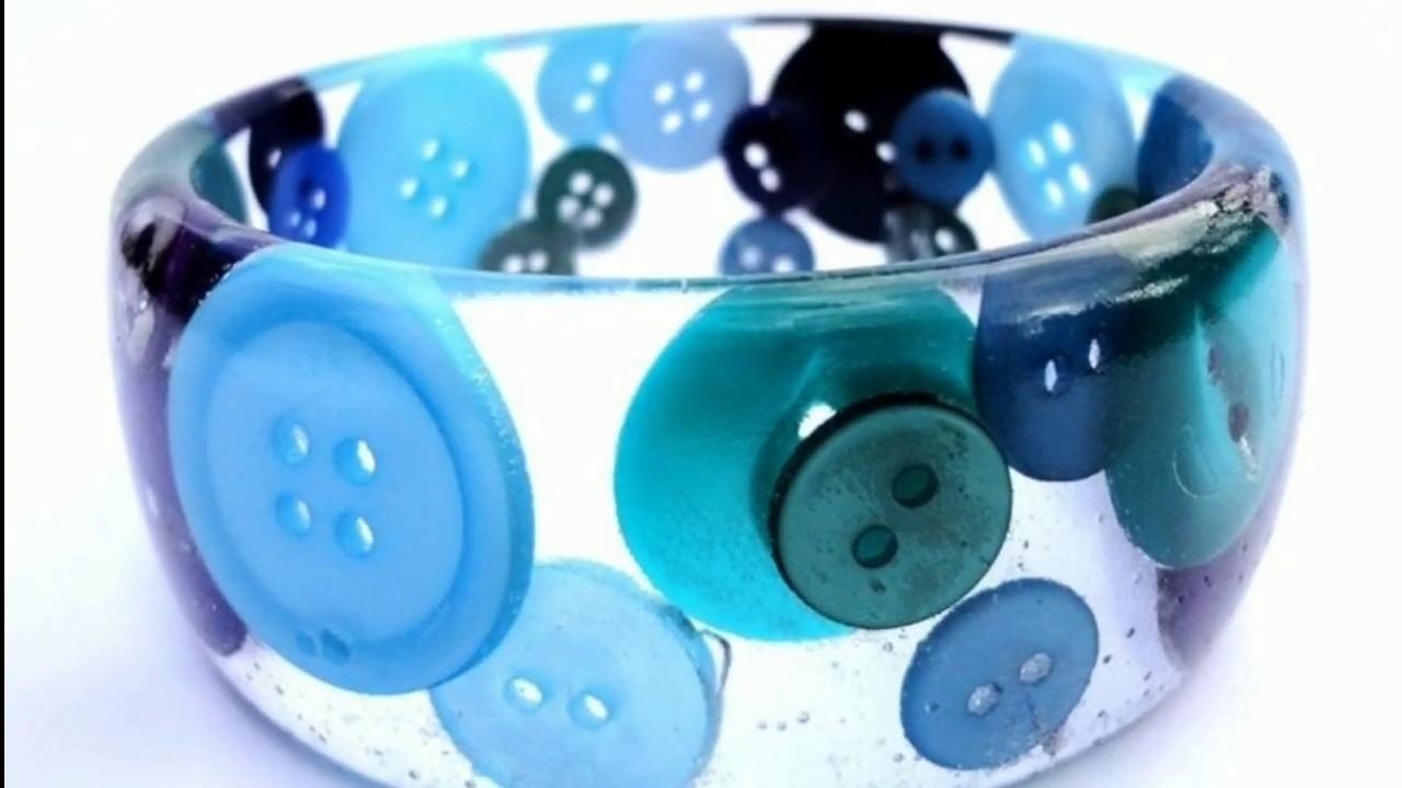 20 amazing ideas resin bracelets with flowers  Resin jewelry ideas  Jewelry  ideas for girlfriend