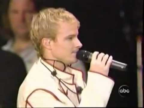 BSB United We Stand Concert 2001, Shape Of My Heart