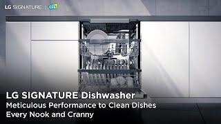 [LG SIGNATURE Dishwasher] Mini…