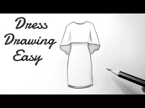 how-to-draw-a-beautiful-girl-dress-drawing-design-easy-for-beginners-drawing-clothes(outfits)designs
