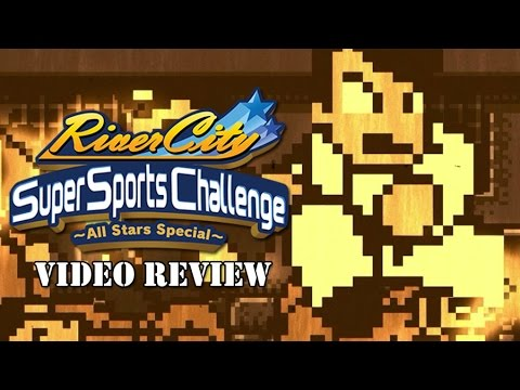 Review: River City Super Sports Challenge ~All Stars Special~ (Steam) - Defunct Games
