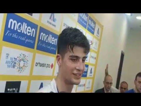בדרך לגביע שני ברציפות: דני אבדיה - עתיד הכדורסל הישראלי
