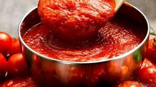 Соус к мясу из помидоров и сладкого перца / рецепт от шеф-повара / Илья Лазерсон / Обед безбрачия