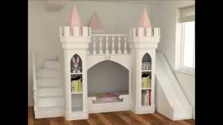 Luxury Princess Castle Bed & Princess Bedroom Furniture Bedroom Design Inspirations England
