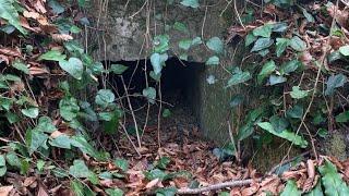 Находка в лесу всочиумаши Бетонное сооружение Что это Для чего