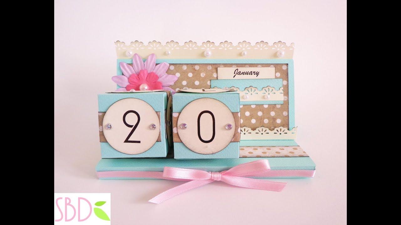Preferenza Scrapbooking: Calendario perpetuo provenzale - Provencal Perpetual  UE89