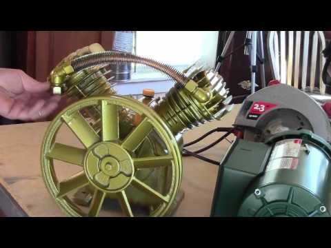 How To Build An Air Compressor Diy Air Compressor Part 0