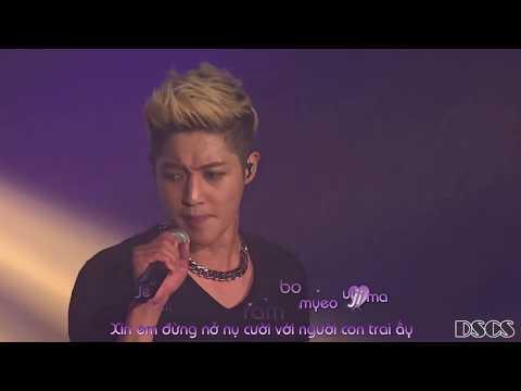 [VIETSUB] PLEASE (제발) – KIM HYUN JOONG (김현중)   2014 WORLD TOUR IN SEOUL