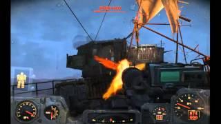Fallout 4 - 274 - разбитая Серерная звезда - пупс Ловкость