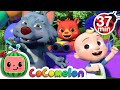 Freeze Dance  + More Nursery Rhymes & Kids Songs - CoComelon