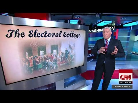 Why is the electoral college important?
