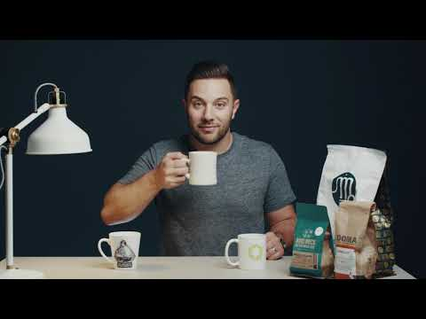 TRADE COFFEE SUBSCRIPTION REVIEW BLIND TASTE
